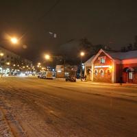 Улица савушкина