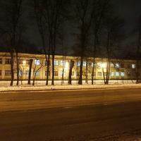 На улице Савушкина
