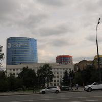 Здание бывшего Киевского райисполкома