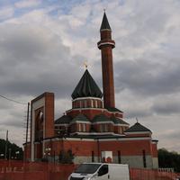 Мемориальная мечеть Шухада