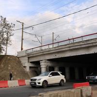 Фили, мост киевской жд