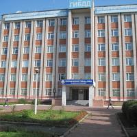Здание центрального ГИБДД