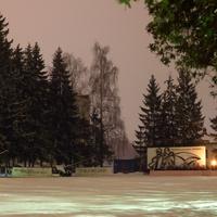 Площадь Фрунзе (бывшая Дровяная)