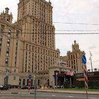 Гостинница Украина, гостиница Рэдиссон Ройал