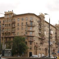 Кутузовский проспект, дом 1938–41 года