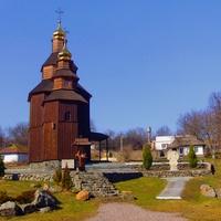 Церква Петра Калнишевського.