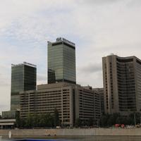 Гостиница Crowne Plaza Moscow World Trade Centre