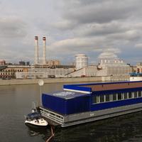 Памятник архитектуры — главный корпус с турбинным и котельным отделениями и башней химической водоочистки
