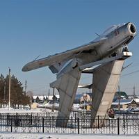 Памятник Героям-летчикам
