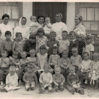 Дитсадок с. Новопетрівки в 70-х роках 20-го століття.