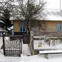 Дом в деревне Боблово