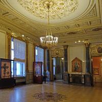 Зал искусства Италии эпохи Возрождения XIII - XV веков
