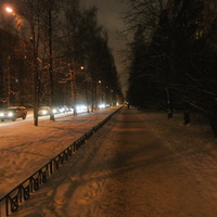 Серебристый бульвар