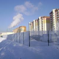 Дома по улице Александрова