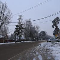 Улица Горького