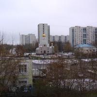 Загорье, церковь Вход Господень в Иерусалим