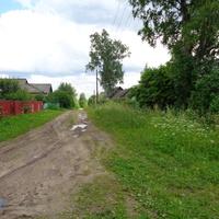 Деревенская улица.
