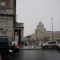 Триумфальная площадь, концертный зал имени П. И. Чайковского