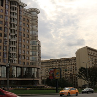 Улица Новый Арбат