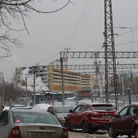 Станция Тушино