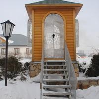 Малая колокольня женского монастыря.