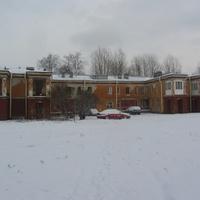 Жилмассив на ул. Крупской