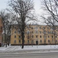 угол ул. крупской и ул. Бабушкина