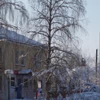 Павловская Слобода.Зима