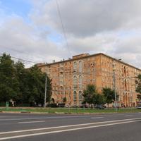 Ломоносовский проспект, улица Николая Коперника