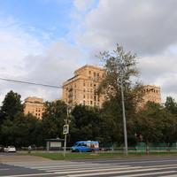 Ломоносовский проспект, Дом преподавателя МГУ