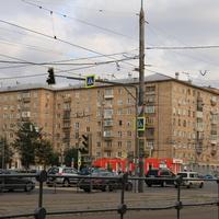 Ломоносовский и Ленинский проспекты