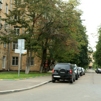 Ленинский проспект, 118 - я школа
