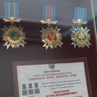 Беленихино. В Музее военной династии Касатоновых.