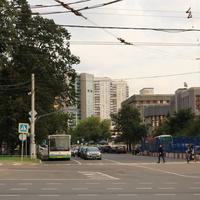 Улица Академика Пилюгина