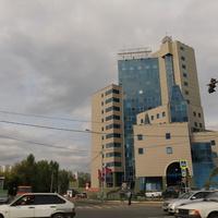 Бизнес-центр Gas Field