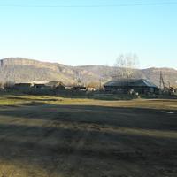 Гайдаровск осенью 2017 года.