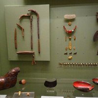 Зал кочевой культуры азиатских гуннов
