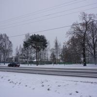 Санкт-Петербургское шоссе