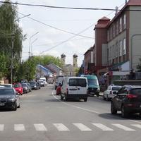 Улица Духновича