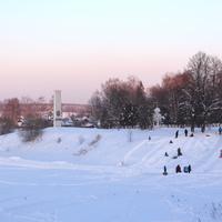 Троицкое кладбище.