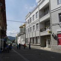 Улица Шухевича