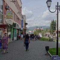 Улица Карпатской Сечи