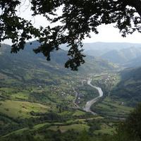 Вид с горы на Запеределье