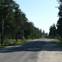посёлок Кепа