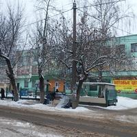 """Переулок Воскресенский. Магазин """"Бежин луг""""."""