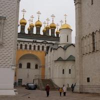 Верхоспасский и Ризоположения соборы