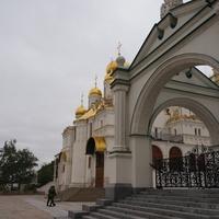 Грановитая палата и Благовещенский собор