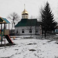 Нова церква в Ревівці.