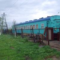 Перегон Христофоровка - Большая Елань. 29.05.2006