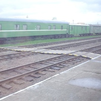 Станция Ново-Александровка